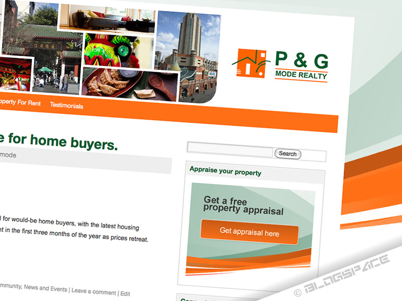 P & G Mode Realty